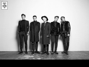 BIGBANG台北見面會加場 T.O.P確定無緣會粉絲
