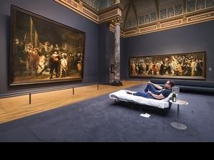 什麼?來去荷蘭國家博物館「睡一晚」?