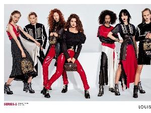 Louis Vuitton 廣告Series 5  跟著Selena Gomez女英豪一同發光發熱