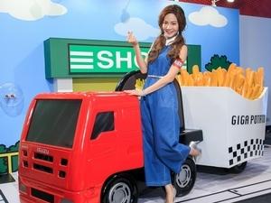 曾之喬彩繪小汽車做愛心 現階段工作滿檔戀愛機會0