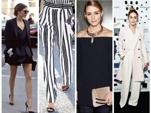 《一週時尚不出錯》 跟著Olivia Palermo  小職員也能穿出大氣場!