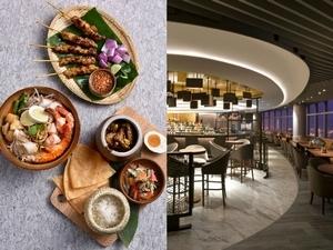南洋風Lounge新滋味,《Asia 49亞洲料理及酒廊》坐擁美景美食