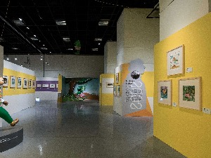 國際安徒生插畫大獎50周年展 全球首站 經典呈現