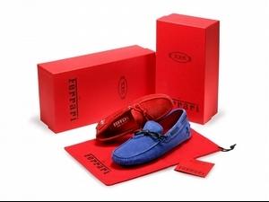 【#情人節許願池】TOD'S 法拉利系列豆豆鞋 奔馳在濃情密意之中!
