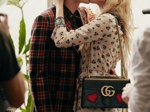 【#情人節許願池】跟著Gucci一起為愛盲目;執迷於愛