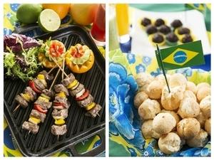 來一場巴西美食饗宴,為中華健兒加油!