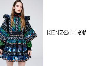 最炫民族風!KENZO x H&M系列第二波設計搶先看