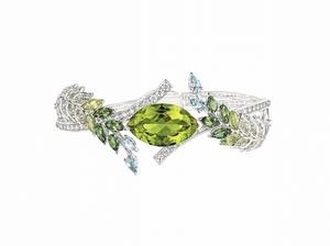 優雅的化身 香奈兒麥穗主題頂級珠寶