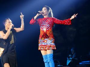 A-Lin聲納演唱會化身搖滾仙女!VALENTINO刺繡洋裝144小時的數字解密