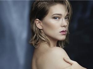 精品寵兒再出擊 !法國女星  Lea Seydoux(蕾雅瑟杜)擔任Louis Vuitton香水新代言
