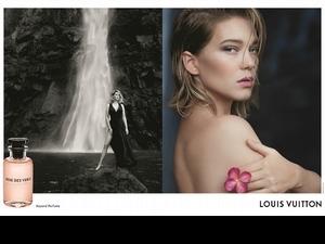 Louis Vuitton推出由蕾雅•瑟杜(Léa Seydoux)詮釋的全新香水廣告系列