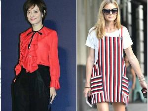 紅色穿的對你就是時髦咖!學孫儷、歐陽娜娜與Olivia Palermo偷吃步穿搭技巧