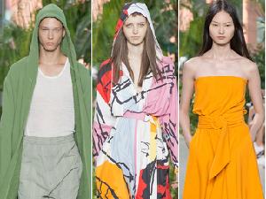 【2017春夏紐約時裝周】LACOSTE運動風與睡衣結合,打造最舒適的穿著體驗