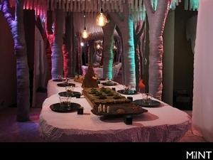 倫敦設計雙年展台灣館吃出設計烏托邦