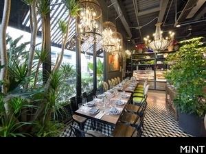 法式花藝氛圍下的泰式饗宴:Thai J泰式花園創意料理餐廳