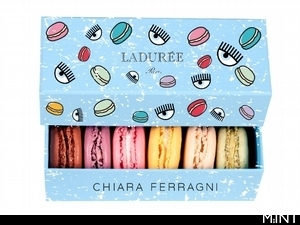 Chiara Ferragni Loves Laduree: Chiara Ferragni X Laduree 限量聯名款發燒上市