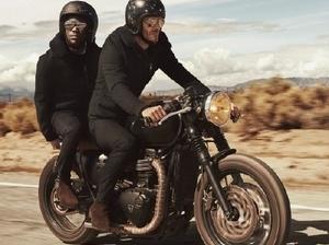 凱文哈特模仿貝克漢穿H&M,渾身是笑點!