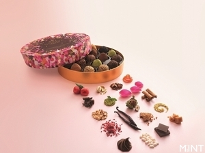 GODIVA再添一新巧克力系列歡慶品牌90周年