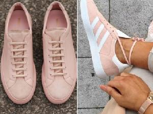 放生小白鞋吧!快入手一雙小粉鞋才是秋冬大勢!