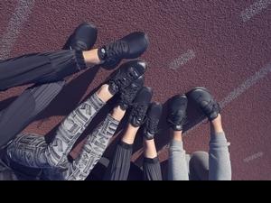 Nike Beautiful X Powerful黑色時髦旋風
