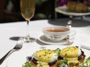 TWG Tea早午餐享茶香與美食融和新滋味