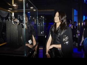 韓國家級美女拳擊手 驚艷伯爵趴