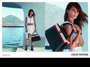 Alicia Vikander演繹Louis Vuitton冒險的嚮往; 覓巴西里約的自由熱情