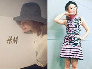 鬼鬼搶先穿H&M x KENZO最新聯名,粉粉虎紋上身完全不浮誇