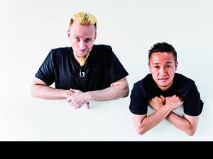 日本嘻哈團Def Tech 2度登台 想合作MATZKA、蔡依林