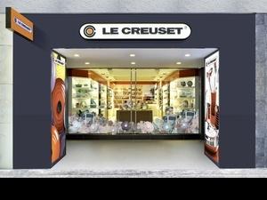 LE CREUSET第二家直營店,台北中山門市11/11慶開幕