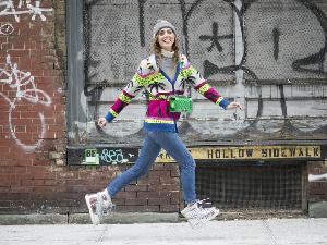 入冬最難抗拒的靴款就是它!Chiara Ferragni眨眼鞋推出閃亮雪靴,隨意搭就超有型