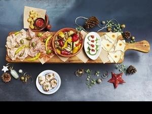 超人氣餐廳Jamie's Italian,獻上義式耶誕跨年饗宴