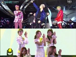 SBS歌謠大賞BigBang嗨炸 主辦放錯歌TWICE小尷尬