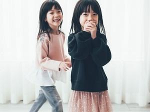 「蘋果&西打」給妳新年雙倍萌!人氣雙胞胎 × ZARA亞洲限定1/9熱鬧開賣!