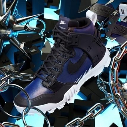 Undercover高橋盾聯手Nike再推2色全新冬靴真的是潮爆了!!1/28 INVINCIBLE開賣!