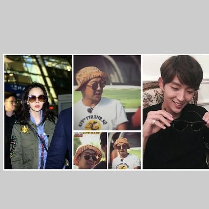 智孝、哈哈、李準基私服造型最愛墨鏡  Fakeme強勢登台