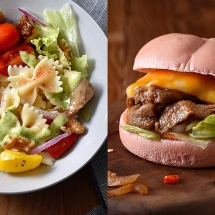 星巴克也供餐了!七款異國風春季輕食新上市