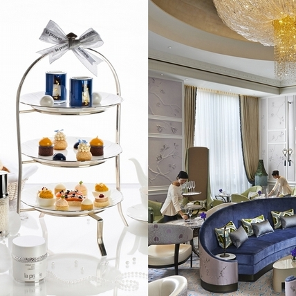 越吃越美麗!文華東方酒店與頂級保養品牌合推鑽白魚子下午茶