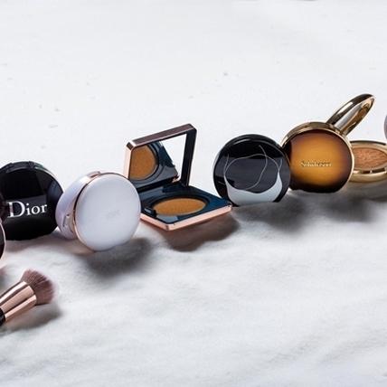 8款氣墊粉餅新品實測! 專業彩妝師試用分享 跟著這樣選不出錯