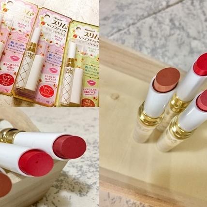 大創Daiso絕對要買的土色、乾燥玫瑰色、櫻桃粉唇膏  熱銷許久、C/P值最高推薦