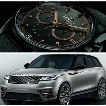 【Pre-Basel】靚車悍錶—Zenith VS Land Rover聯名二代作