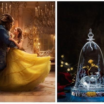 周大福╳迪士尼 珍藏《美女與野獸》的永恆燦夢