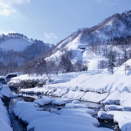 踏雪出羽國  春訪山形