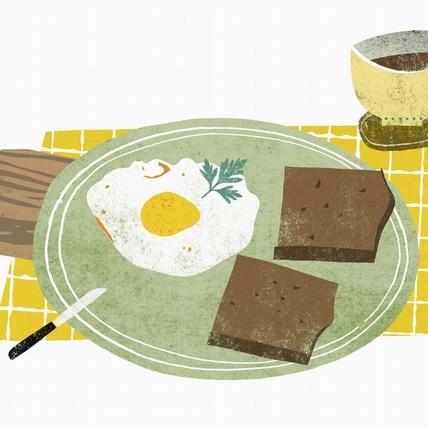 江鵝【俗女日常】我生命中的粉漿蛋餅