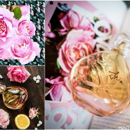 女孩怎能拒絕!Sisley新香水「lzia」帶著檸檬香味與梨子香氣,簡直就是玫瑰香水界小清新!