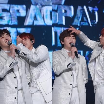 B1A4女友視角撩台粉   清唱〈告白氣球〉約定「很快回來」