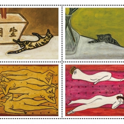 全球最完整的收藏在台灣,不能錯過的史博館常玉展