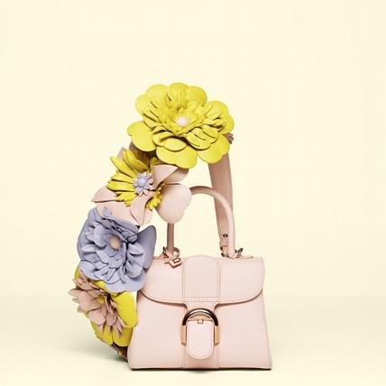 秀色可餐的皇家包款!Delvaux春夏系列綻放繽紛虹彩