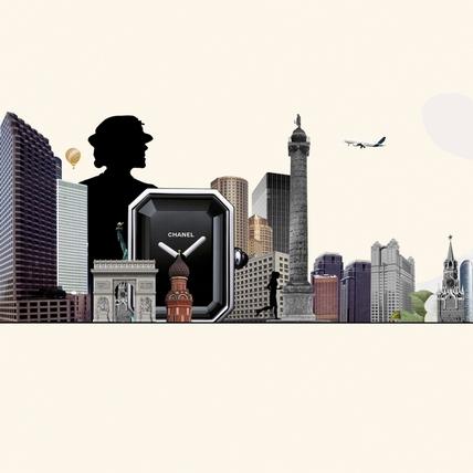 【Baselworld 2017】巴塞爾鐘錶展報導  香奈兒的八角時光
