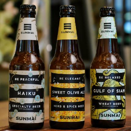 飲一口春天的心之俳句!金色三麥推出SUNMAI春漾花草系啤酒